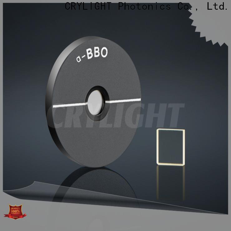 bibo SHG crystal factory for electro-optical
