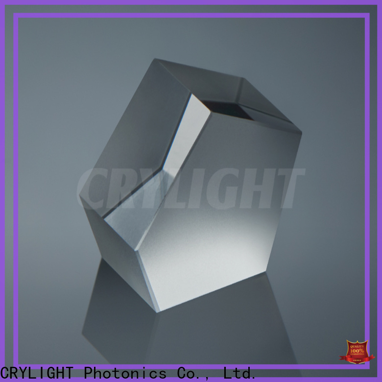 Crylight retroreflector bk7 prism personalized for dispersing