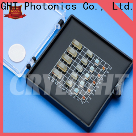 Crylight professional birefringent crystal factory for WSS