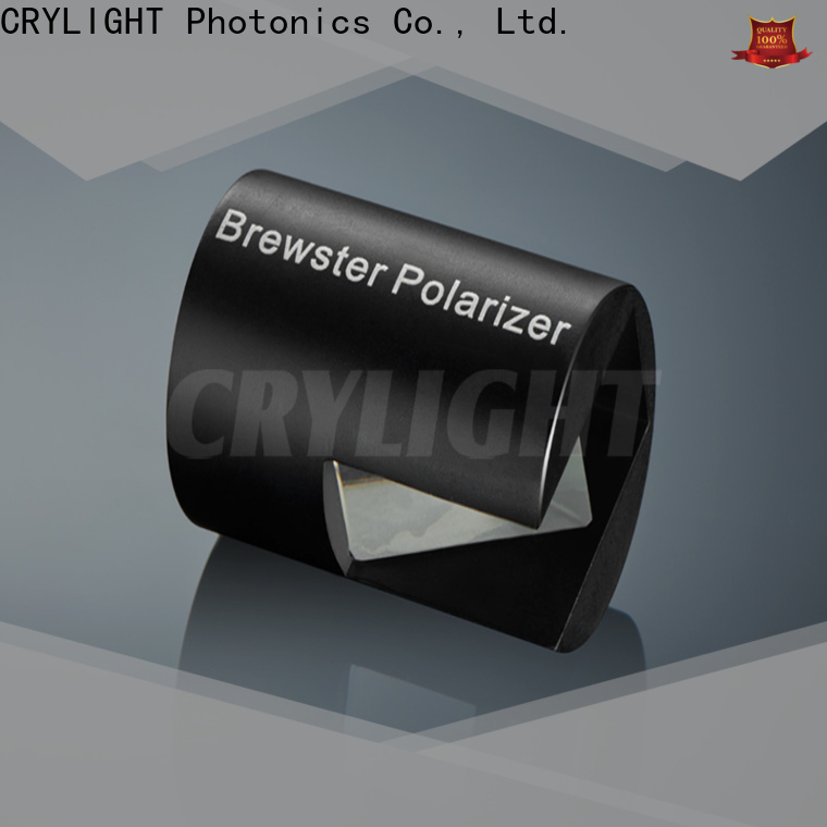 Crylight polarizer wollaston polarizers factory price for commercial