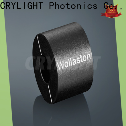 Crylight thompson glan laser polarizer wholesale for industrial