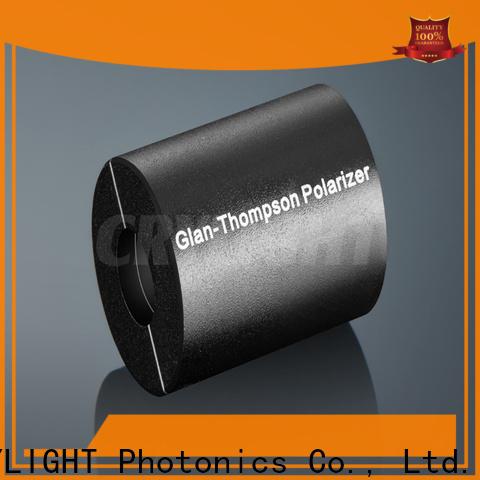 wollaston calcite rochon polarizer supplier for optical techniques