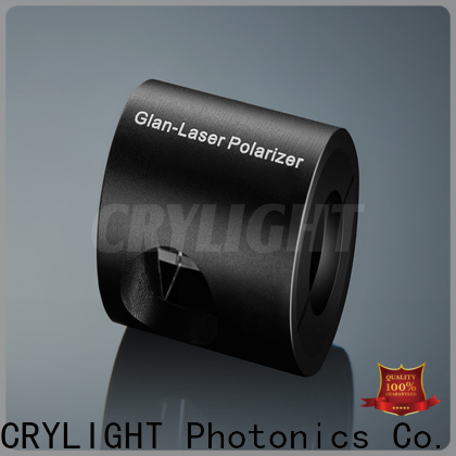 Crylight thompson polarizer supplier for commercial