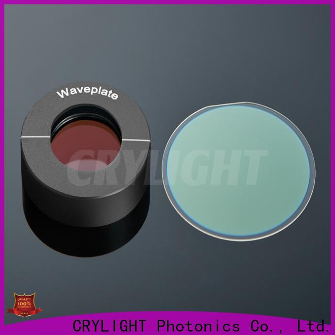 Crylight quarter waveplate wholesale for polarization