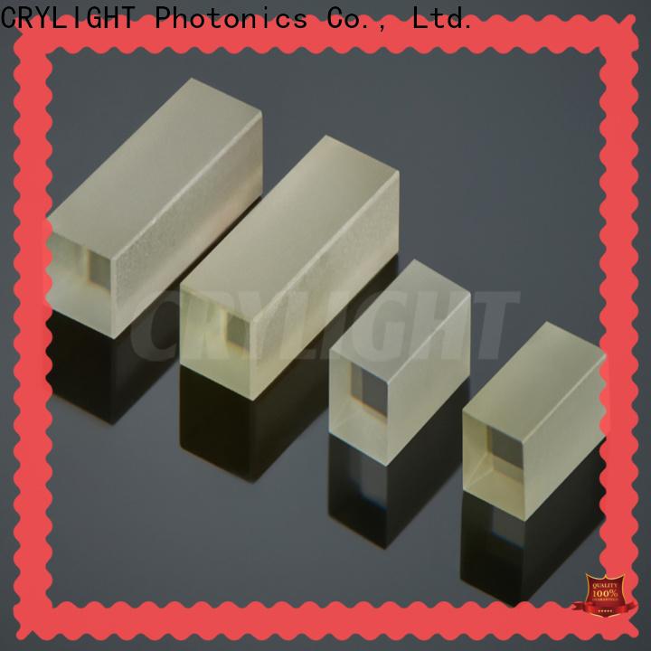 practical birefringent crystal directly sale for lasers