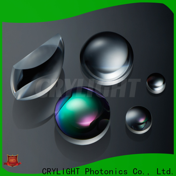Crylight double concave lens series for beam expanders