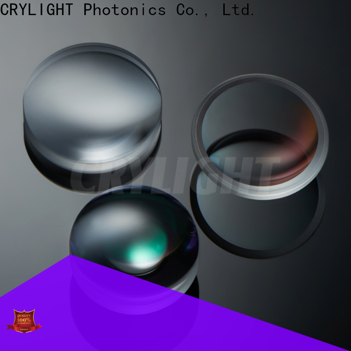 Crylight convex double concave lens directly sale for projection