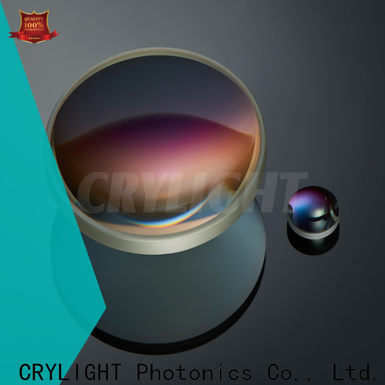 Crylight double cylinder lens from China for beam expanders