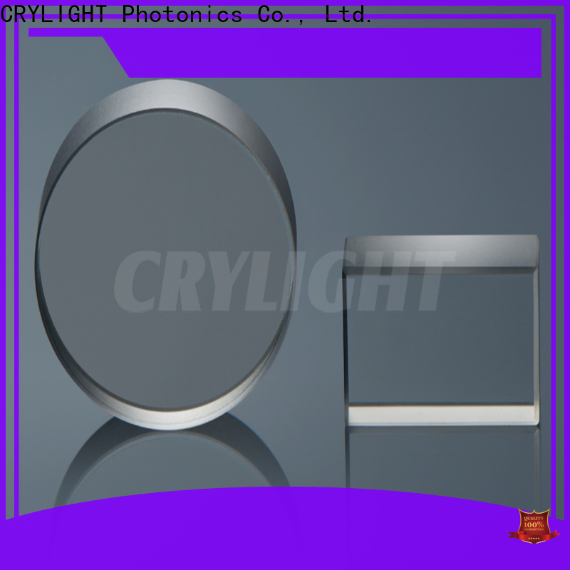 Crylight precision optical window personalized for industrial