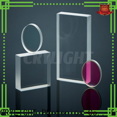 caf2 sapphire window supplier for industrial