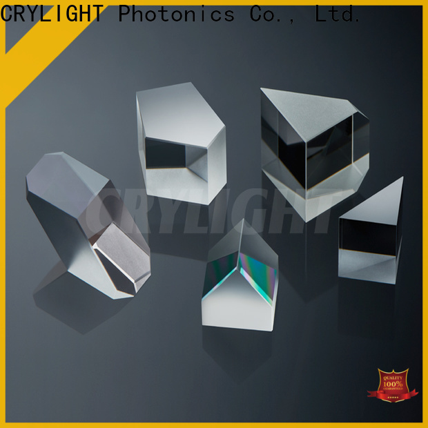rhomb fused silica wedge personalized for dispersing