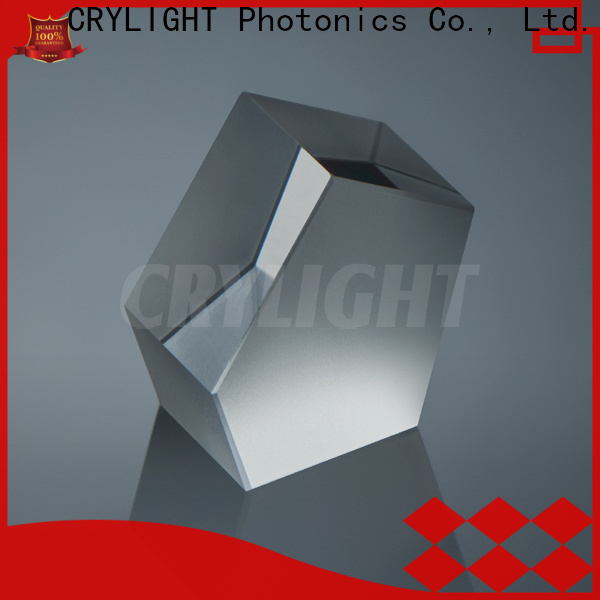 Crylight fused dispersive prism factory price for right angle