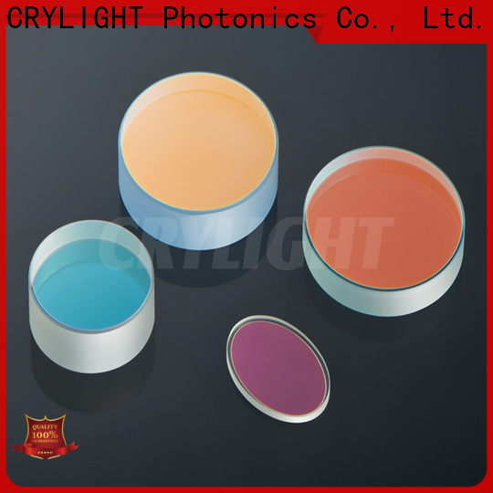 Crylight caf2 window plate supplier for commercial