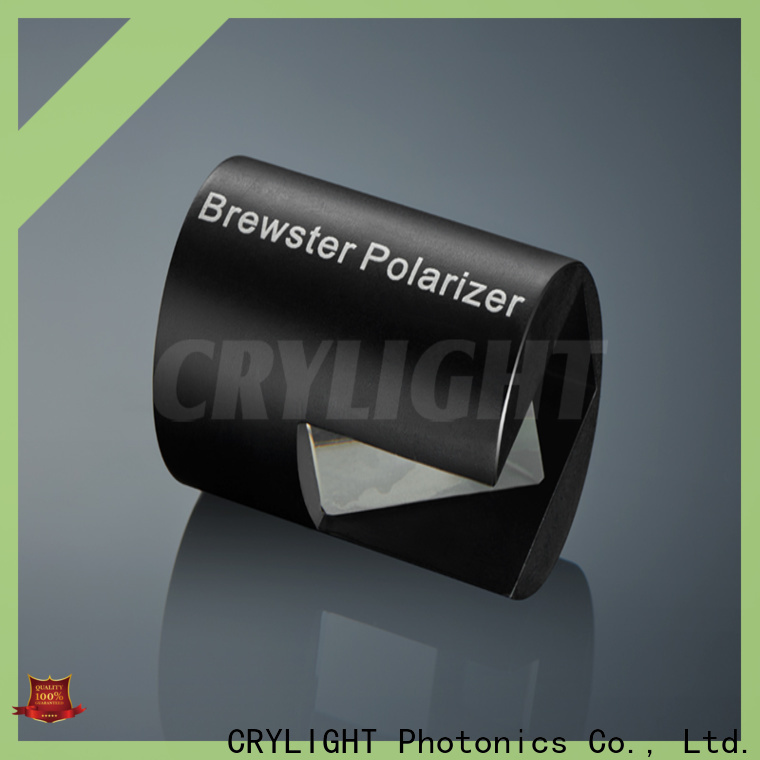 Crylight alpha-bbo polarizer wholesale for commercial