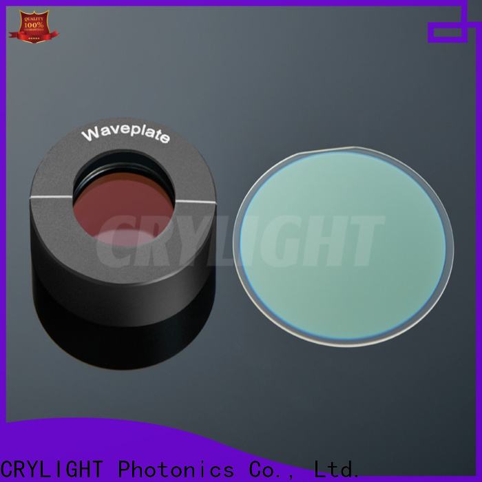 Crylight broadband waveplate factory price for polarization
