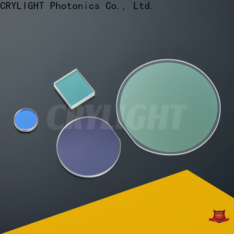 Crylight single half waveplate factory price for beamsplitter