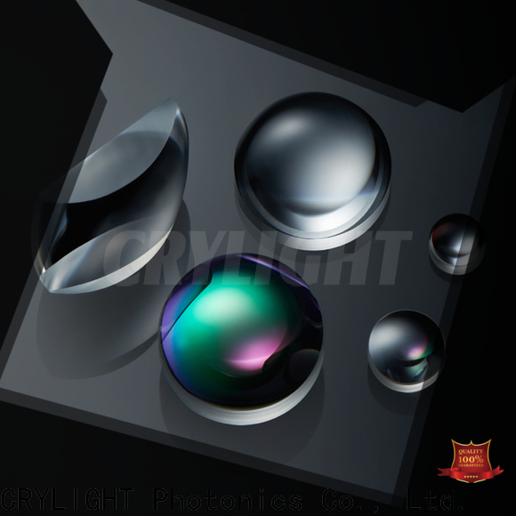 Crylight spherical spherical lens directly sale for beam expanders