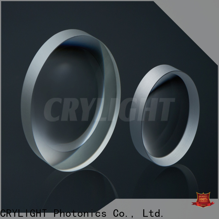 convex spherical lens customized for beam expanders