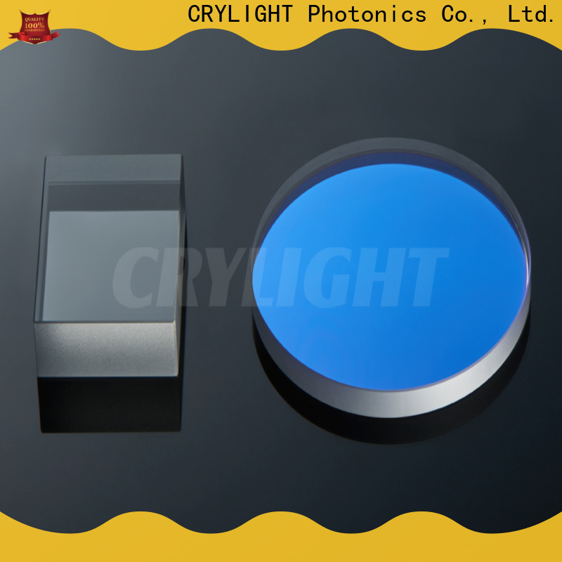 Crylight mgf2 glass window personalized for commercial