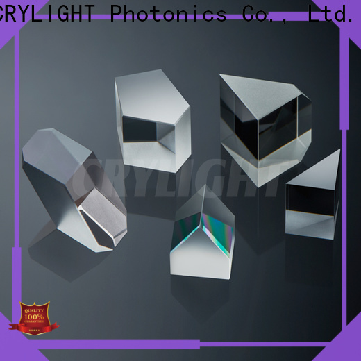 Crylight retroreflector bk7 wedge factory price for dispersing