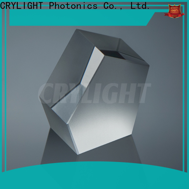 Crylight bk7 fused silica prism factory price for beamsplitter penta