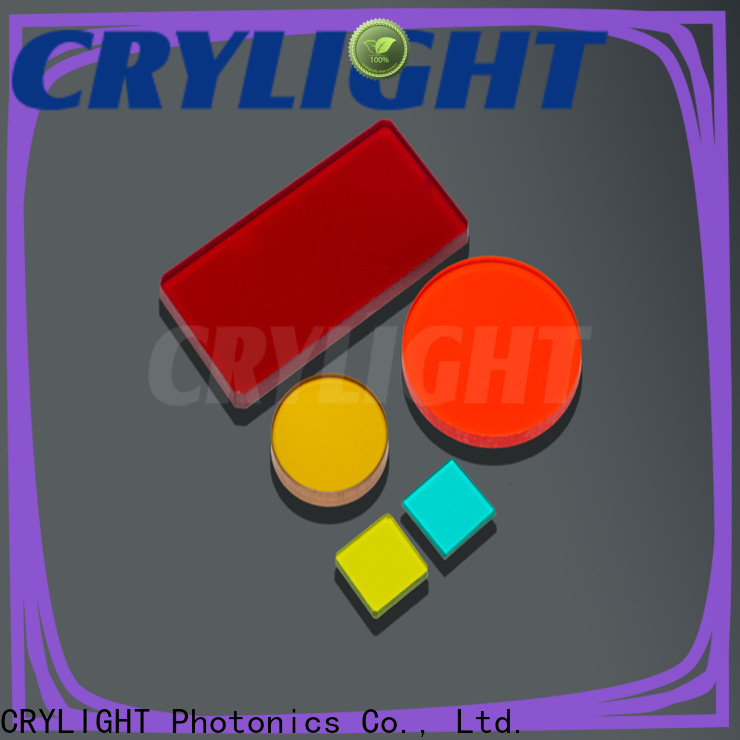 Crylight top quality infrared filter supplier for commercial