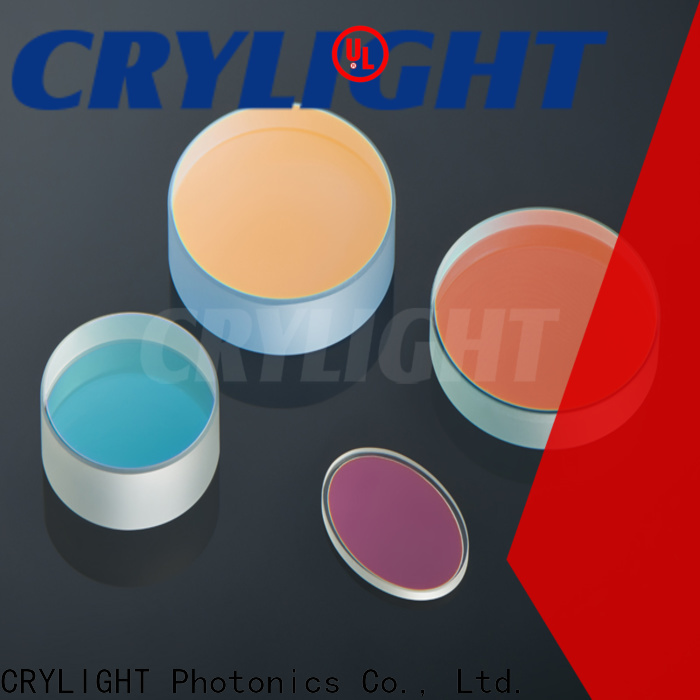 Crylight znse caf2 window supplier for industrial