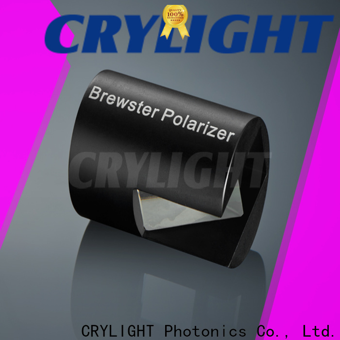 Crylight calcite rochon polarizer wholesale for industrial
