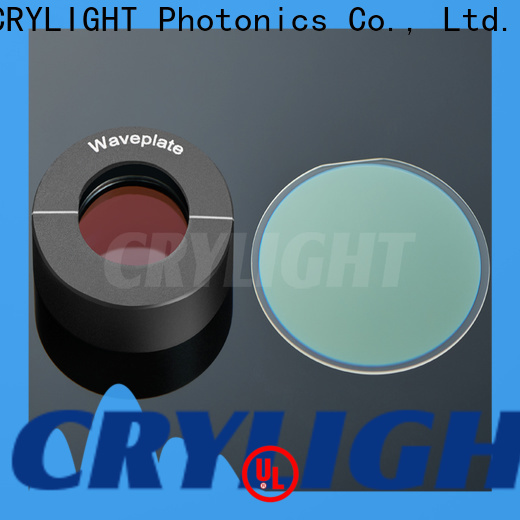 Crylight air spaced waveplate supplier for polarization