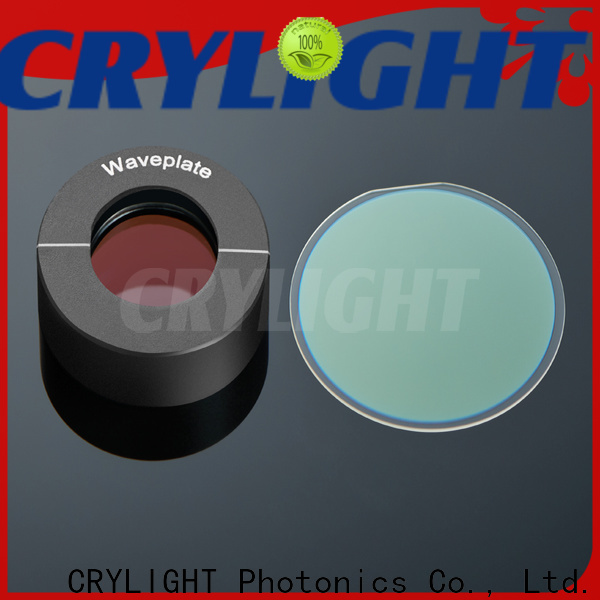 Crylight low order half waveplate factory price for beamsplitter