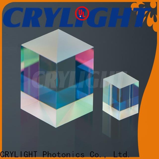 Crylight polarising beam splitter wholesale for industry