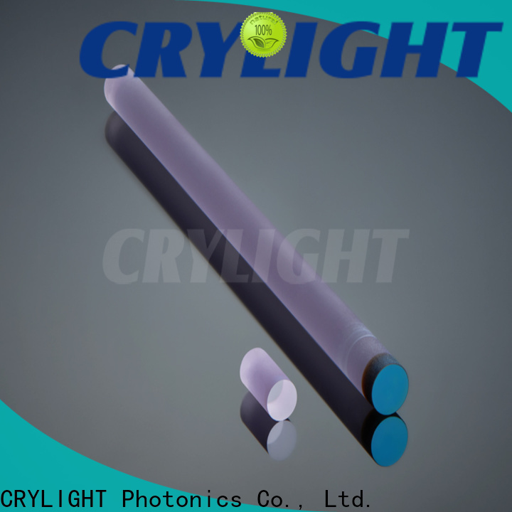 Crylight laser crystal customized for sale