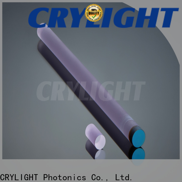Crylight yag laser crystal from China for sale