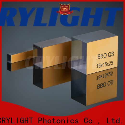 Crylight OPA crystal factory for electro-optical