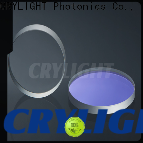 Crylight silica precision optical window factory price for industrial